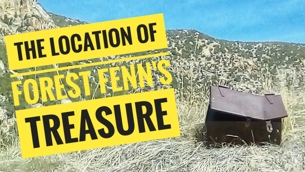 Location of Forrest Fenn's Treasure – Cleanshave